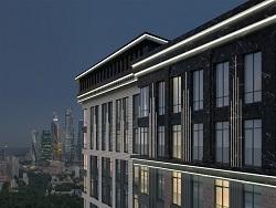 Бизнес-класс от 5 млн в престижном районе Москвы! Квартал апартаментов «Зорге 9» — это